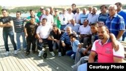 الوفد البارالمبي العراقي