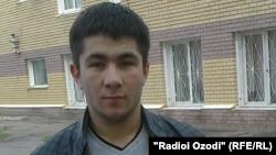 Махмадали Сафар, житель селения Зираки Кулябского района, которому запретили въезжать в Россию сроком на 17 лет.