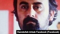 د مدني ټولنې فعال او انځورګر، حمدالله ارباب