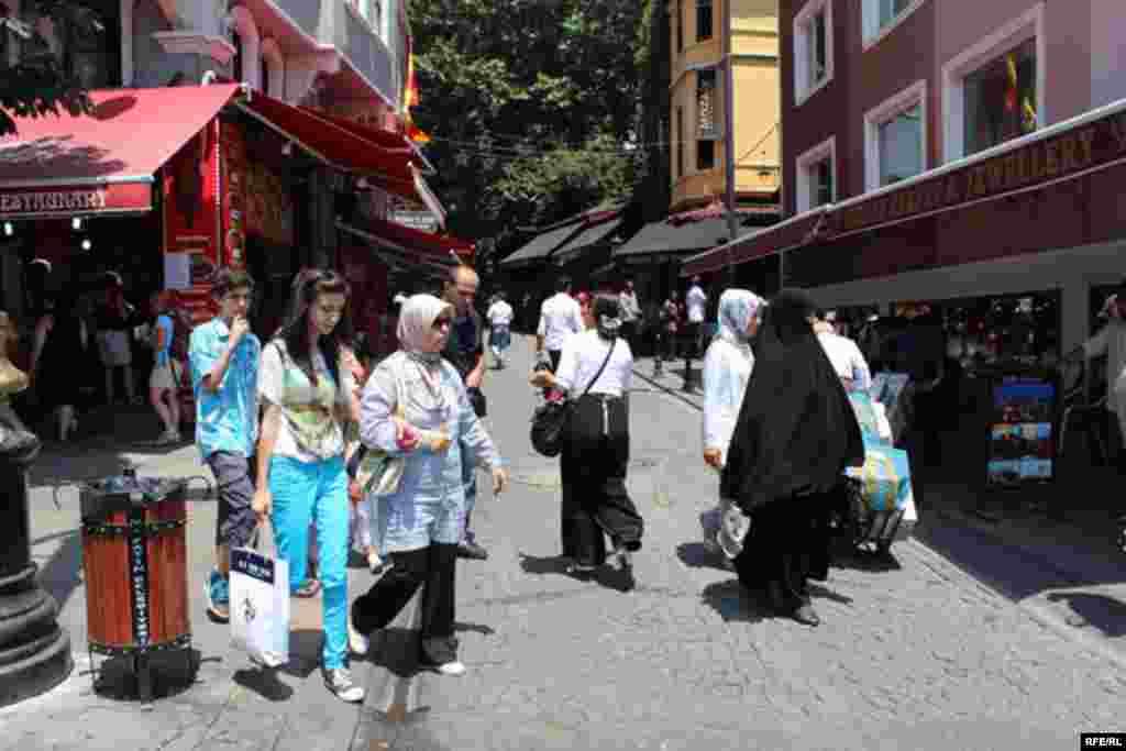 Стамбул: между Азией и Европой #14