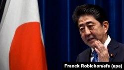Kryeministri i Japonisë, Shinzo Abe