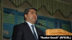 Мухиддин Кабири представил стратегию и идеи партии на будущее.