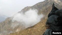 کوه های کنر