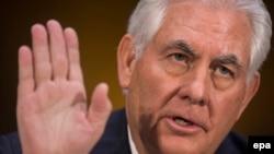 Рекс Тіллерсон уже другий тиждень чекає на затвердження на посаду держсекретаря США