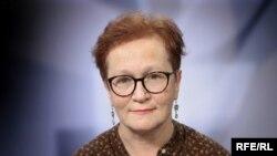 Російська журналістка і правозахисниця Вікторія Івлєва