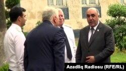 Zakir Qaralov Şəkidə