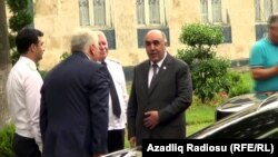 Azərbaycanın baş prokuroru Zakir Qaralov, Şəkidə, 12 iyul 2013