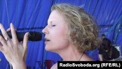 Солістка гурту «Порцеляна» Катерина Білова