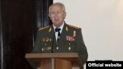 Armenia - Gorik Hakobian, head of the National Security Service, gives a speech in Yerevan, 20Dec2013.