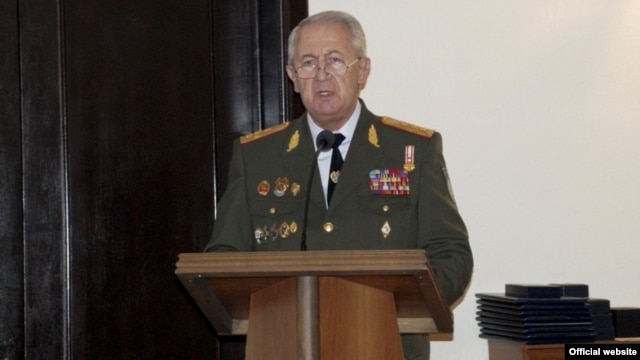 Armenia - Gorik Hakobian, head of the National Security Service, gives a speech in Yerevan, 20Dec2013.