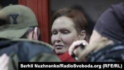 24 грудня Апеляційний суд Києва залишив під вартою Юлію Кузьменко (на фото)