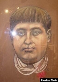 Портрет Тициана Табидзе