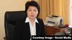 Кыргызстандын Москвадагы элчилигинин экинчи катчысы Айымкан Кулукеева