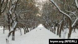Симферополь, 6 декабря 2016 года