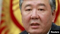Бывший премьер-министр Кыргызстана Данияр Усенов.