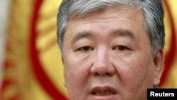 Ish kryeministri i Kirgizisë, Daniyar Usenov