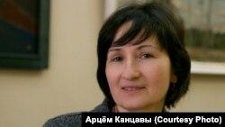 Алена Анісім. Аўтар фота - Арцём Канцавы