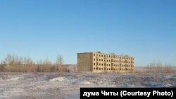 Забайкальский край, архивное фото