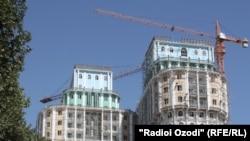 """""""Душанбе-Плаза"""""""