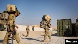 پنتاگون میخواهد از سه تا پنج هزار سرباز اضافی به افغانستان فرستاده شوند.