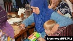 На встрече объединения «Крымская солидарность», 26 августа