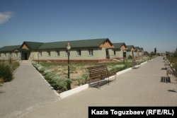 Приют отца Софрония. Поселок имени Туймебаева Илийского района Алматинской области. 24 июля 2013 года.