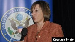 Tracey Ann Jacobson u izjavi za RSE