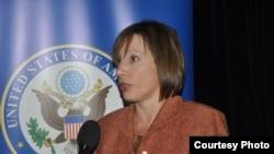 Ambasadorja e SHBA-së në Prishtinë, Tracey Ann Jacobson.