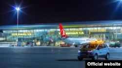 Международный аэропорт Казани. Архивное фото.