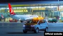Международный аэропорт Казани (архивное фото)