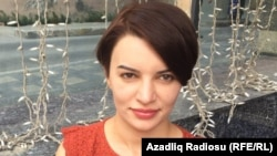 Jurnalist Sevinc Vaqifqızı