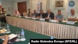 Македонско-турски бизнис форум помеѓу регионалните комори на Охрид и Менемен.