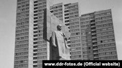 Памятник Ленину в ГДР