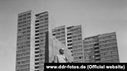 Памятник Ленину в столице ГДР