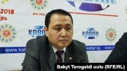 Чынгыз Кененбаев.