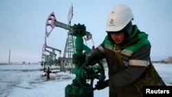 Добыча нефть в Башкирии