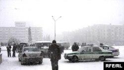 Воровать машины, судя по статистике МВД, угонщикам мешают сильные морозы