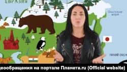 Анастасия Гусева хочет создать интерактивный атлас для детей