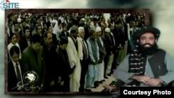 Pjesëtarë të grupit militant Haqqani