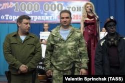 "Александр Захарченко и Александр Тимофеев (""Ташкент"")"