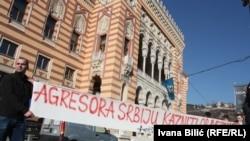 Revizija presude po tužbi BiH protiv Srbije još uvijek dominantna tema u većini bosanskohercegovačkih medija