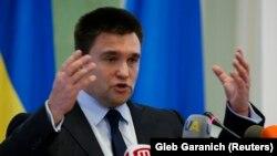 د اوکراین د بهرنیو چارو وزیر پائولو کلمیکین