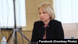 Министр экономики Грузии Натия Турнава