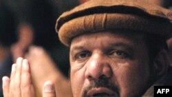 Former Afghan Defense Minister Mohammad Qasim Fahim