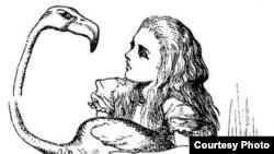 """""""Алиса в стране чудес"""". Иллюстрация Джона Тенниела"""
