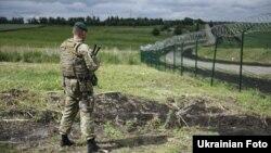 Облаштування російсько-українського кордону в Харківській області, Проект «Стіна», 15 червня 2017 року