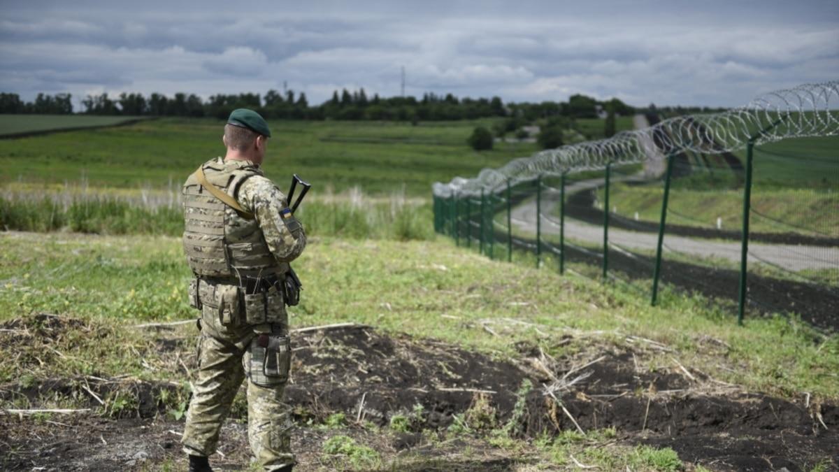 На «Стену» на границе с Россией в 2020 году потрачено 53 миллиона гривен, объект готов на 40% – ГНСУ