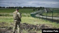 Облаштування українсько-російського кордону в Харківській області, червень 2017 року