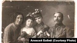 Семья Гиркилевич. Харбин. 1910-е гг.