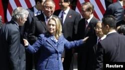 АКШ-Кытай стратегиялык сүйлөшүүсү. Бээжин, 3-май, 2012-жыл